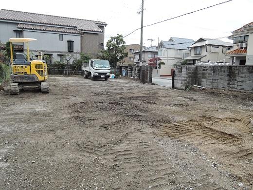 33 西宮H様邸既存建物解体