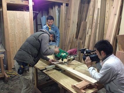 48 里井邸藏家の倉庫で撮影