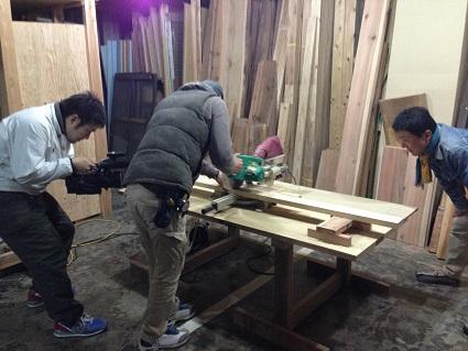 50 里井邸藏家の倉庫で撮影