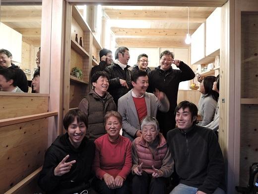 151 里井邸ディレクター、AD、カメラ面と撮影