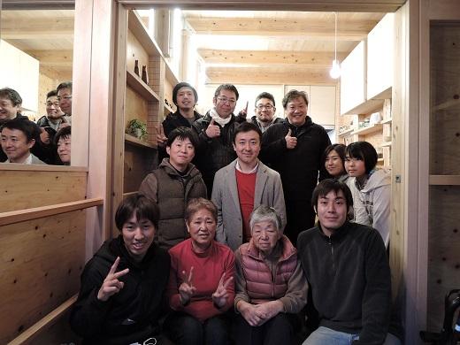 153 里井邸ディレクター、AD、カメラ面と撮影