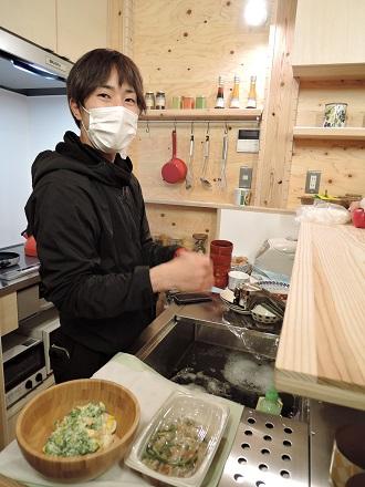 154  里井邸AD料理