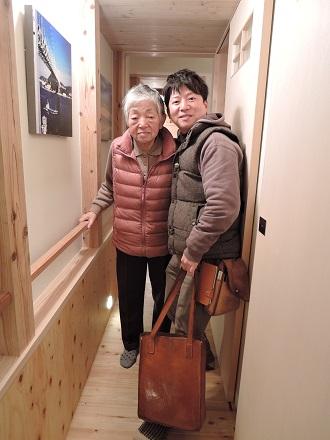 155 里井邸おばあちゃんと