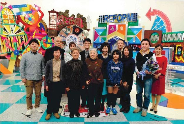 157 里井さんご家族・匠・所ジョージさん・浅田美代子さん・ジローラモさんと撮影