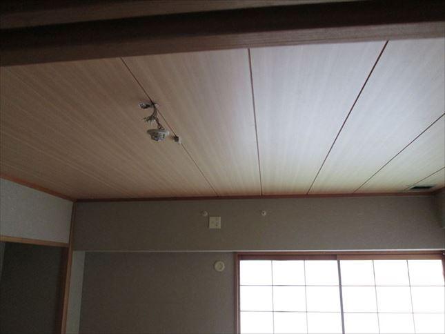 8 ハーバーランド 木のマンションリノベーション着工前仮設電気_R