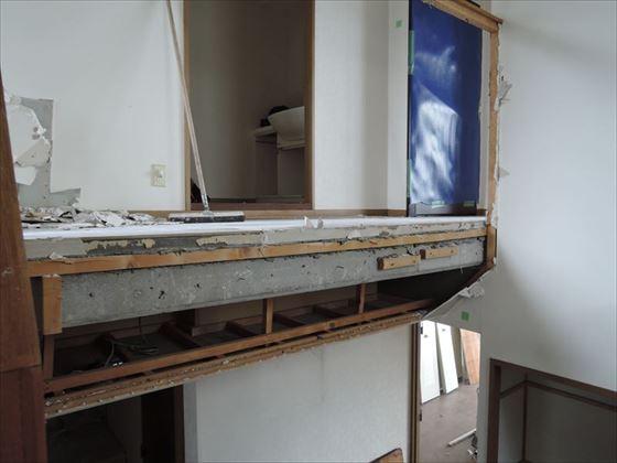9 ハーバーランド 木のマンションリノベーション解体_R