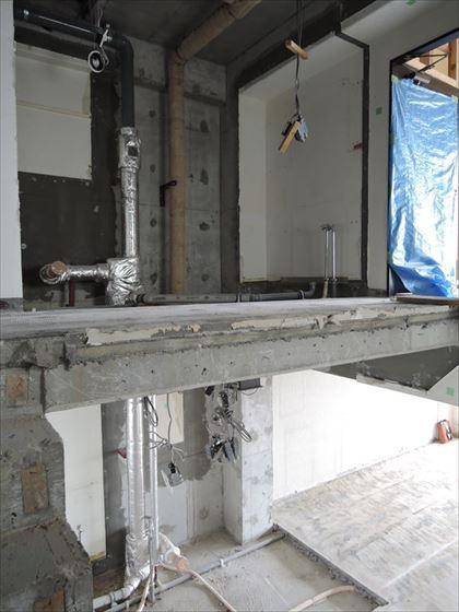 18 ハーバーランド 木のマンションリノベーション解体_R
