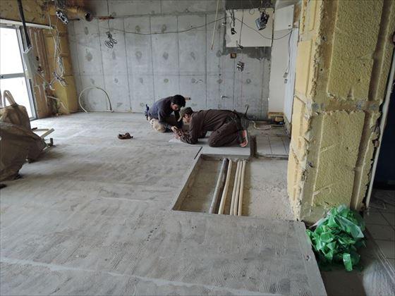 21 ハーバーランド 木のマンションリノベーション大工工事_R