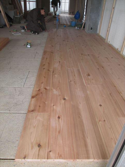 32 ハーバーランド 木のマンションリノベーション大工工事_R