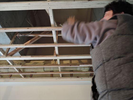 36 ハーバーランド 木のマンションリノベーション大工工事_R