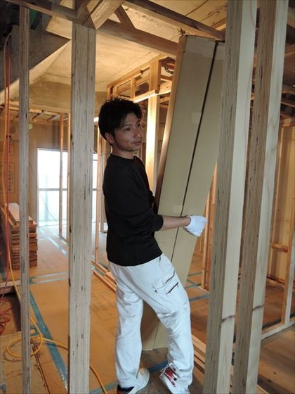 41 ハーバーランド 木のマンションリノベーション大工工事_R