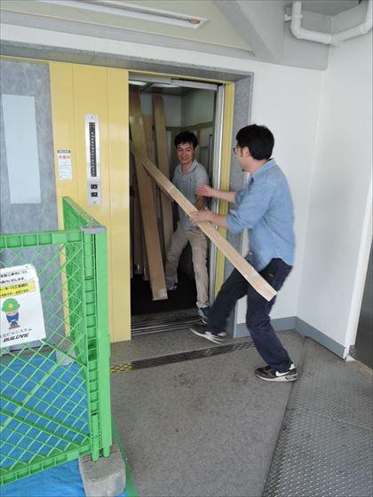 49 ハーバーランド 木のマンションリノベーション大工工事_R