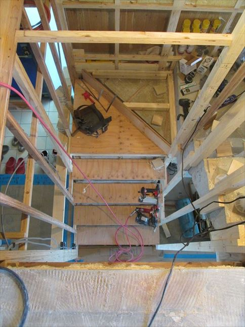 52 ハーバーランド 木のマンションリノベーション大工工事_R