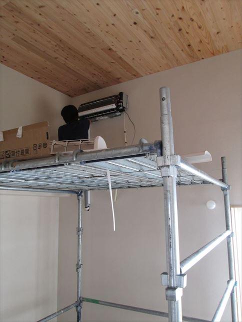 105 ハーバーランド 木のマンションリノベーション電気工事_R