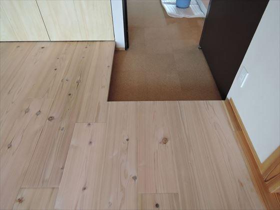 116 ハーバーランド 木のマンションリノベーション洗い工事_R