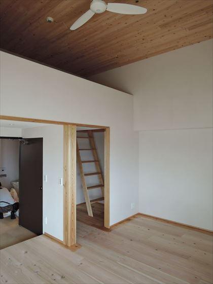 118 ハーバーランド 木のマンションリノベーション洗い工事_R