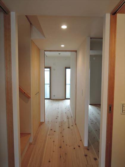 119 ハーバーランド 木のマンションリノベーション洗い工事_R