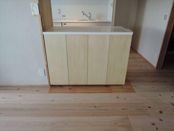 121 ハーバーランド 木のマンションリノベーション洗い工事_R