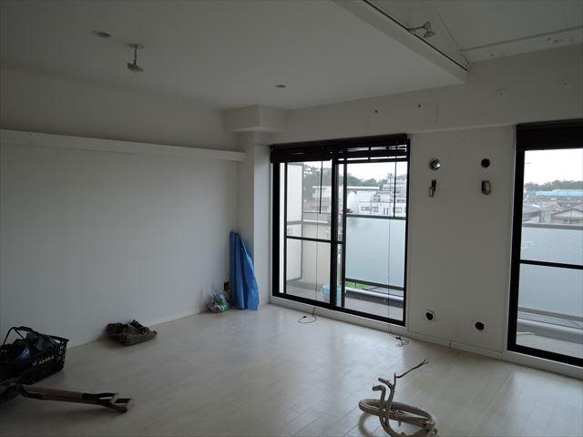 8 豊中 T様邸木のマンションリノベーション 解体