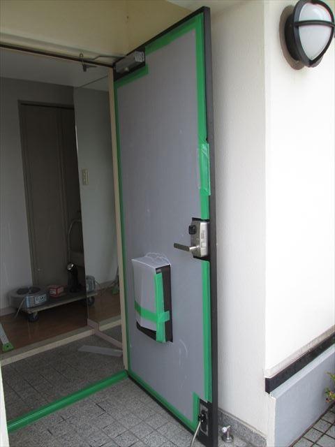 11 豊中 T様邸木のマンションリノベーション 解体