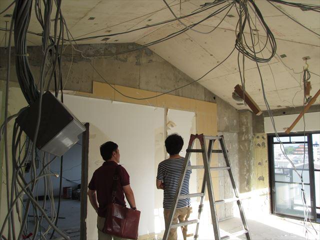 26 豊中 T様邸木のマンションリノベーション 解体