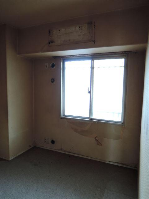 2 東三国のM様邸木のマンションリノベーション解体前