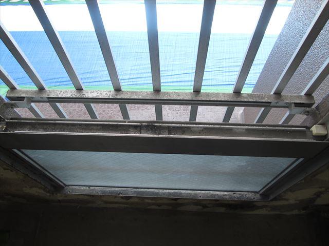 25 東三国のM様邸木のマンションリノベーション解体後洗い