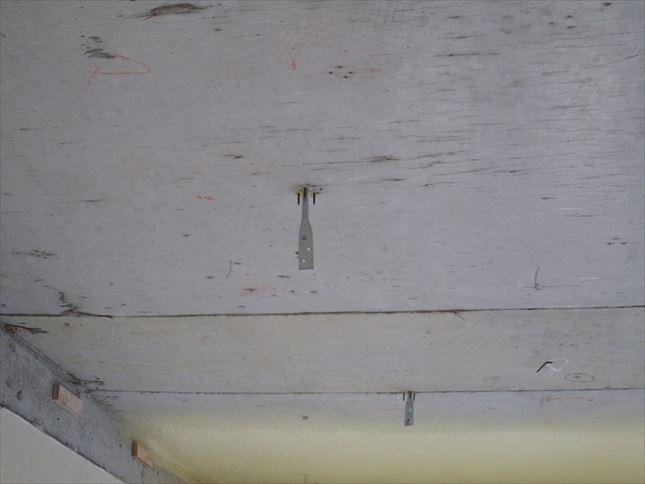 26 東三国のM様邸木のマンションリノベーション天井下地