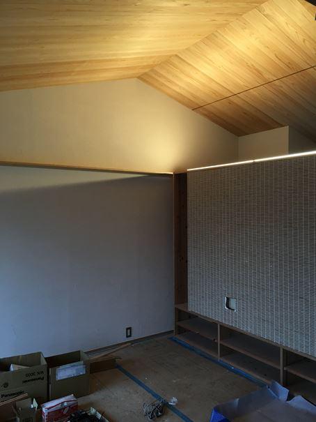 3 豊中 木のマンションリノベーション 照明器具