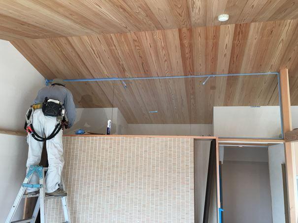 5 豊中 木のマンションリノベーション ガラス