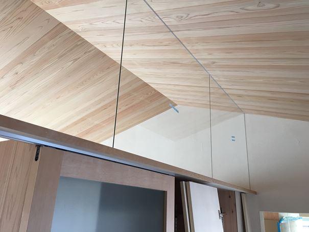 8 豊中 木のマンションリノベーション ガラス