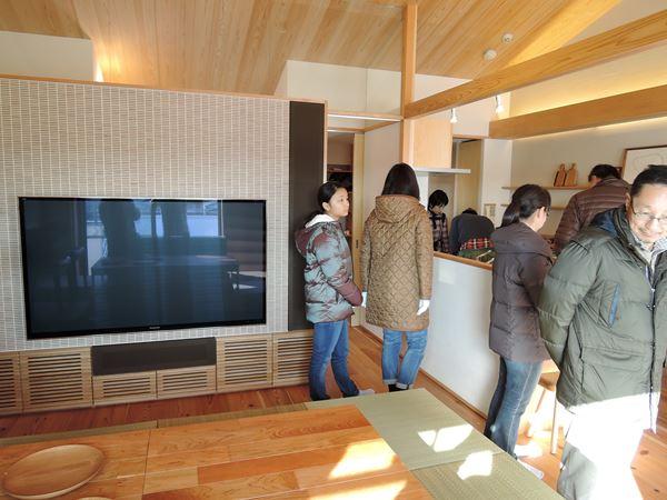 21 豊中 木のマンションリノベーション 完成お披露目会