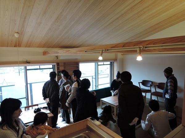 22 豊中 木のマンションリノベーション 完成お披露目会