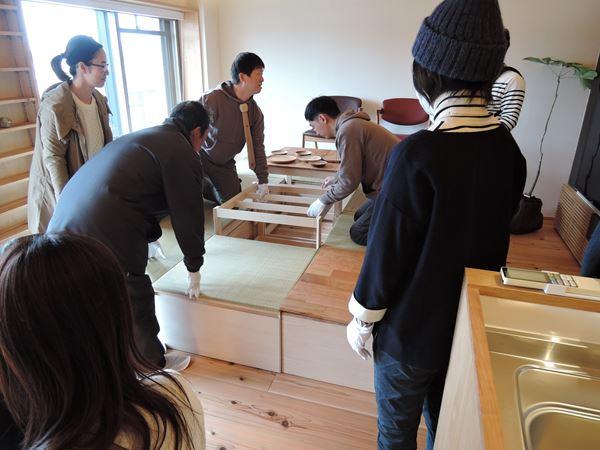 23 豊中 木のマンションリノベーション 完成お披露目会