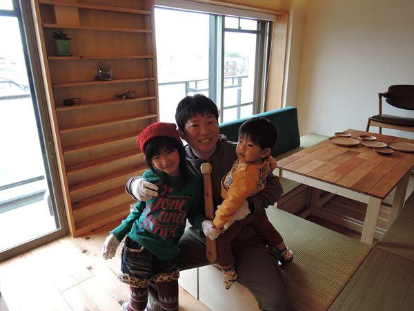 24 豊中 木のマンションリノベーション 完成お披露目会
