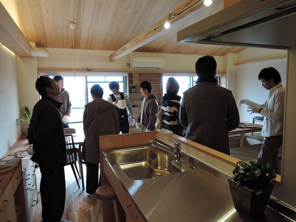 26 豊中 木のマンションリノベーション 完成お披露目会