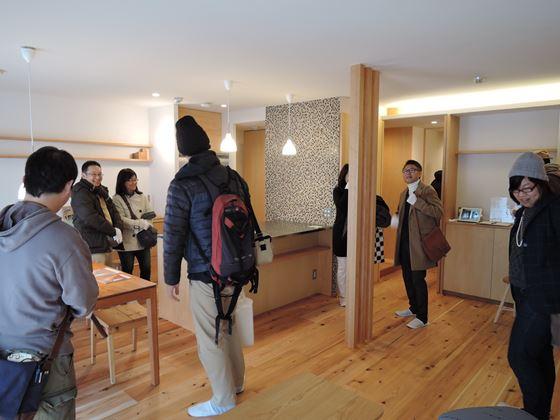 29 東三国のM様邸木のマンションリノベーションお披露目会