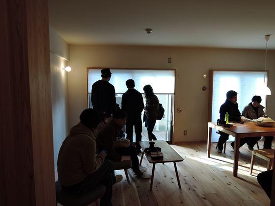 31 東三国のM様邸木のマンションリノベーションお披露目会
