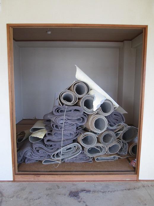 3  貝塚U様邸国産材を使用した木のマンションリノベーション 解体