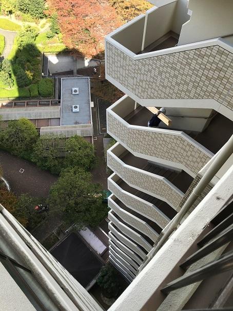 11 貝塚U様邸国産材を使用した木のマンションリノベーション 乾式二重床