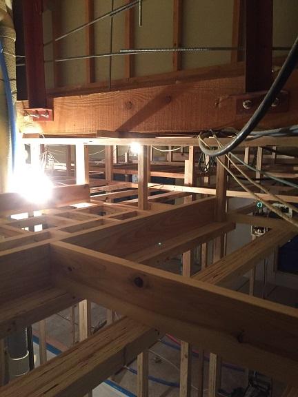 22 貝塚U様邸国産材を使用した木のマンションリノベーション 下地