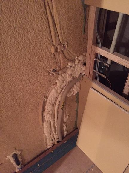 30 貝塚U様邸国産材を使用した木のマンションリノベーション 断熱欠損