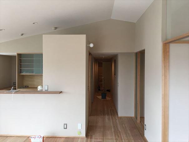 65 貝塚U様邸国産材を使用した木のマンションリノベーション 洗い工事_R