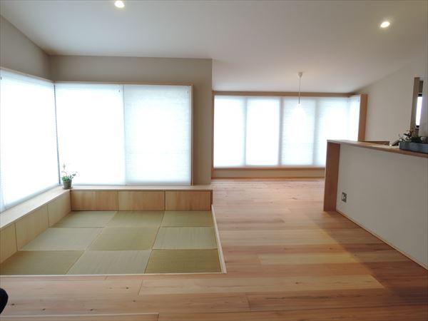 73 貝塚U様邸国産材を使用した木のマンションリノベーション お引き渡し_R