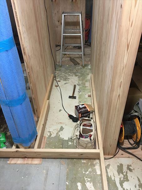 73 吹田山田 戸建てマンションリノベーション床下下地_R